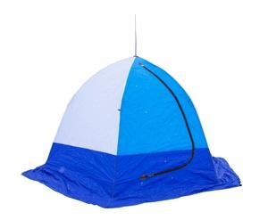 Палатка-зонт зимняя Элит 2-местная фото