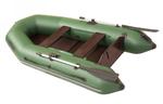 Надувная лодка Лоцман М-290ЖС моторно-гребная