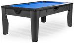 Многофункциональный игровой стол Tornado 6 в 1 черный