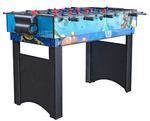 Многофункциональный игровой стол Super Set 8-in-1 (бильярд, аэрохоккей, настольный, футбол, теннис)