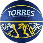 Мяч баскетбольный TORRES Jam размер 7