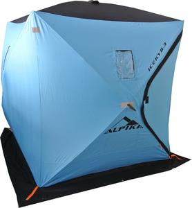 Зимняя палатка куб Alpika IceKyb 3 фото