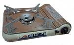 Портативная газовая плита Следопыт Deluxe PF-GST-N03