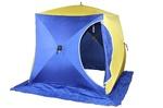 Зимняя палатка Стэк КУБ 2-местная Баллистик